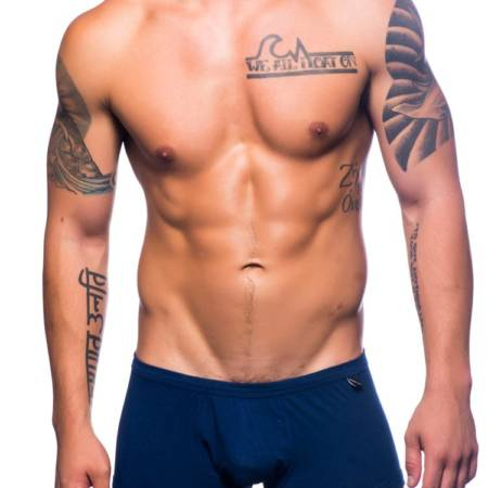 andrew-christian-basix-comfort-boxer-navy-front
